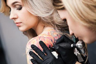 Allround Tattoo Artist